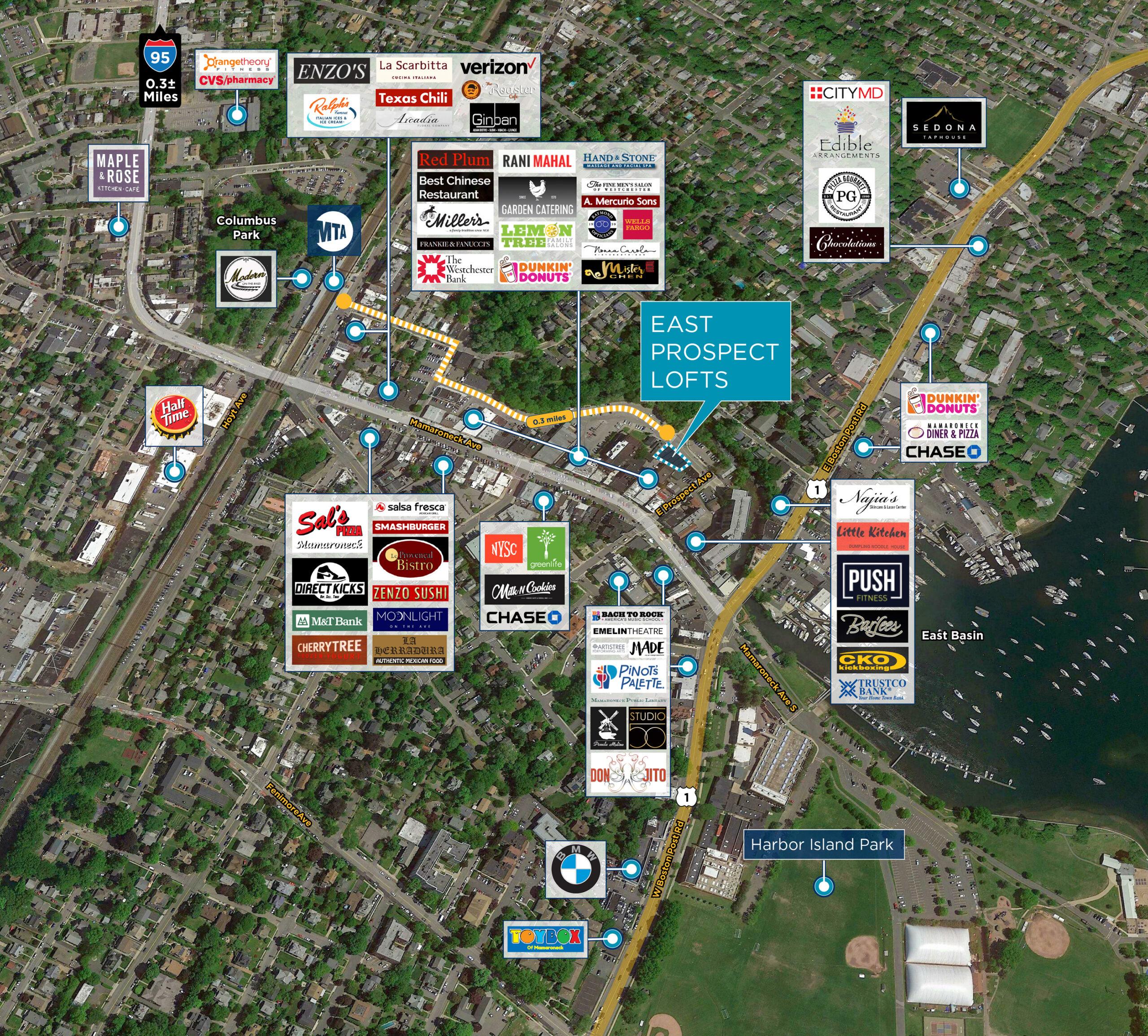 East Prospect Lofts, Mamaroneck, NY